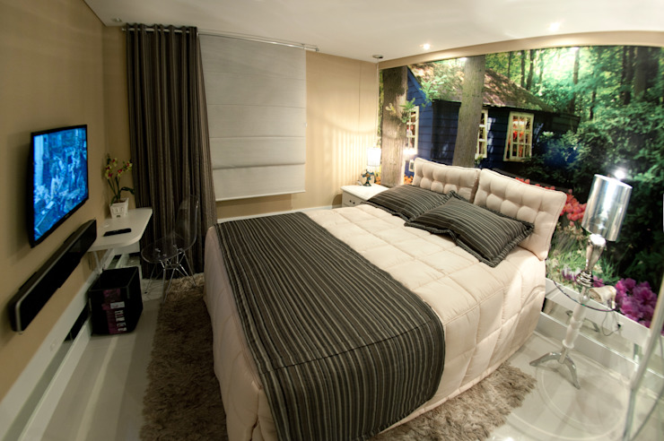 Classic style bedroom by Paulinho Peres Group Classic