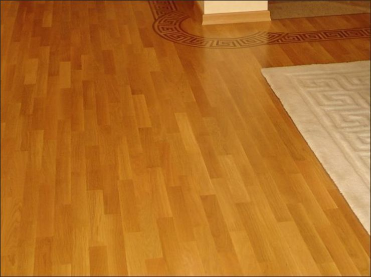 Parquet - Brick Pattern Modern living room by Luxury Wood Flooring Ltd Modern