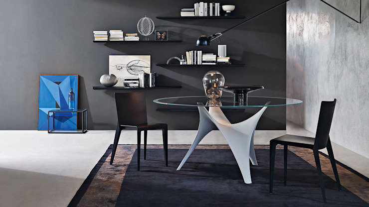 Arc Table by Molteni & C: modern  by Campbell Watson, Modern