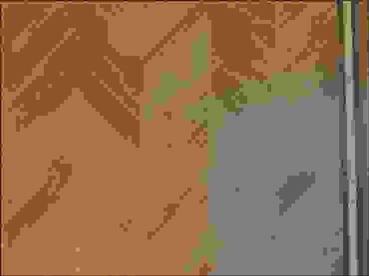 Chevron Parquet Flooring Modern kitchen by Artistico UK Ltd Modern