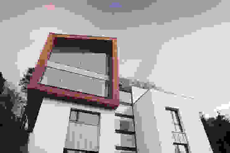 007 House Modern houses by BGA Architects Ltd Modern