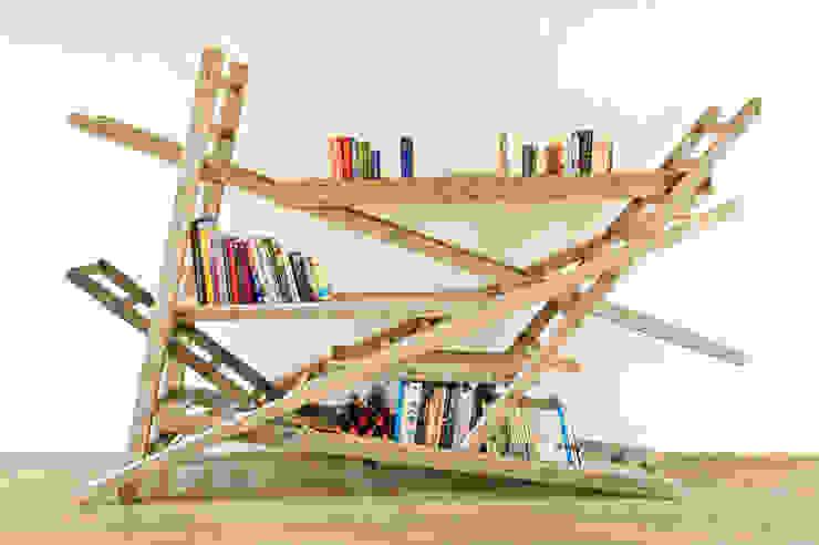 Ladder zat kast van Chris Ruhe Meubelkunst Industrieel