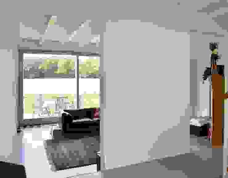 Wohnbereich Moderne Wohnzimmer von arieltecture Gesellschaft von Architekten mbH BDA Modern