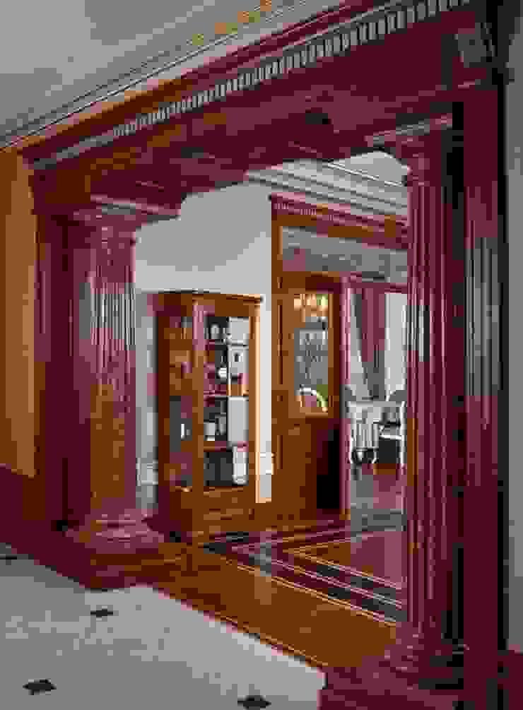 Гостиная. Портал. Гостиная в классическом стиле от KRAUKLIT VALERII Классический