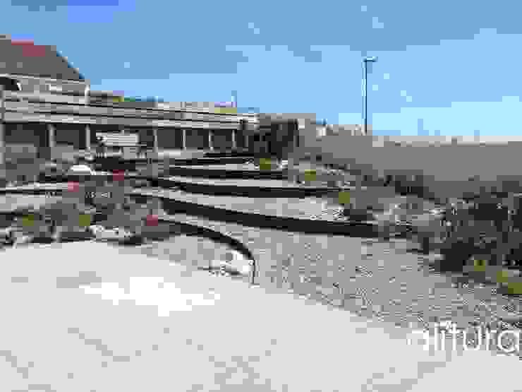 Reflecting the Coastline Modern garden by Alitura Landscape and Garden Design Modern