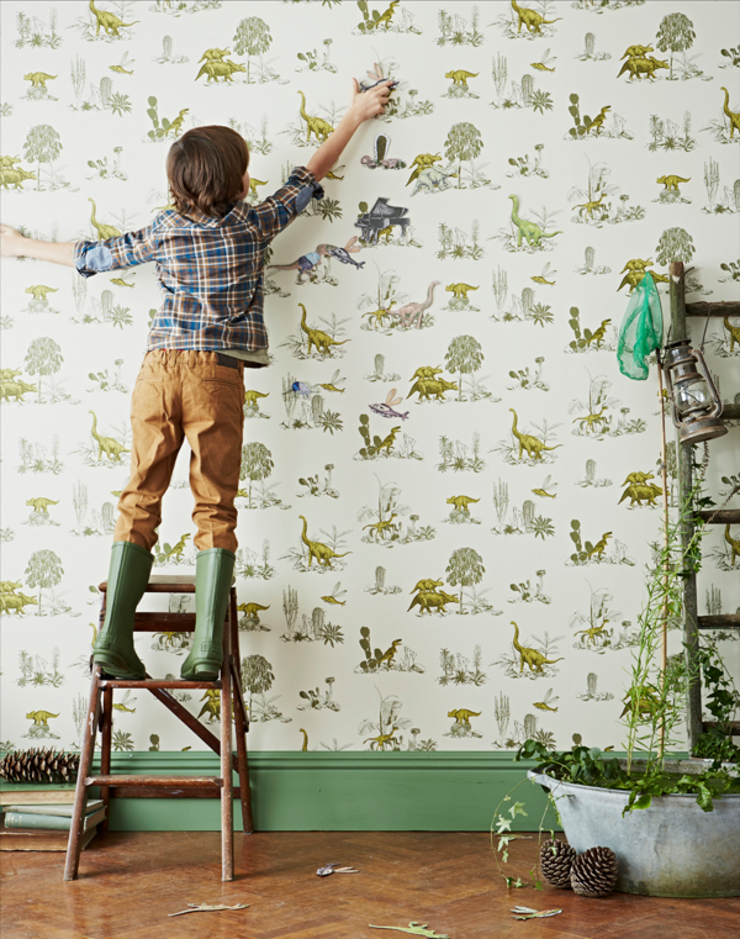 Magnetic Dino Wallpaper: country  by Sian Zeng, Country