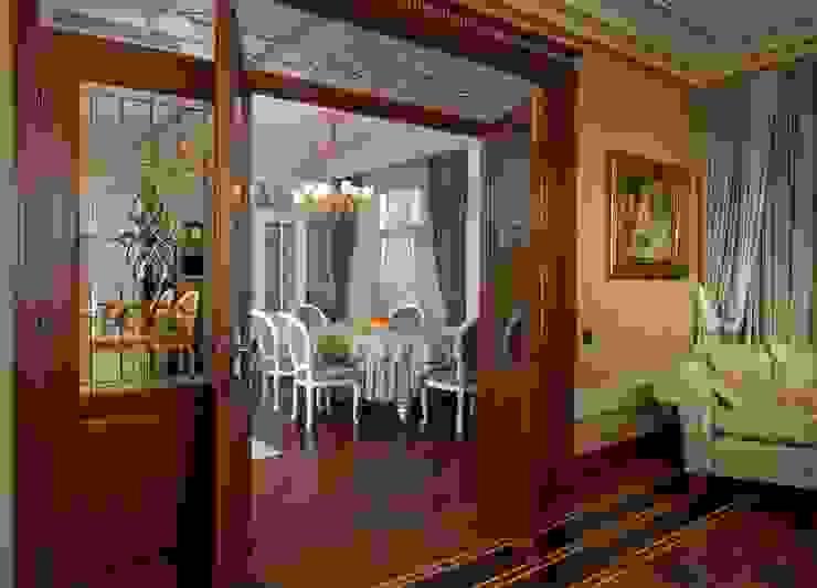 Гостиная. Гостиная в классическом стиле от KRAUKLIT VALERII Классический