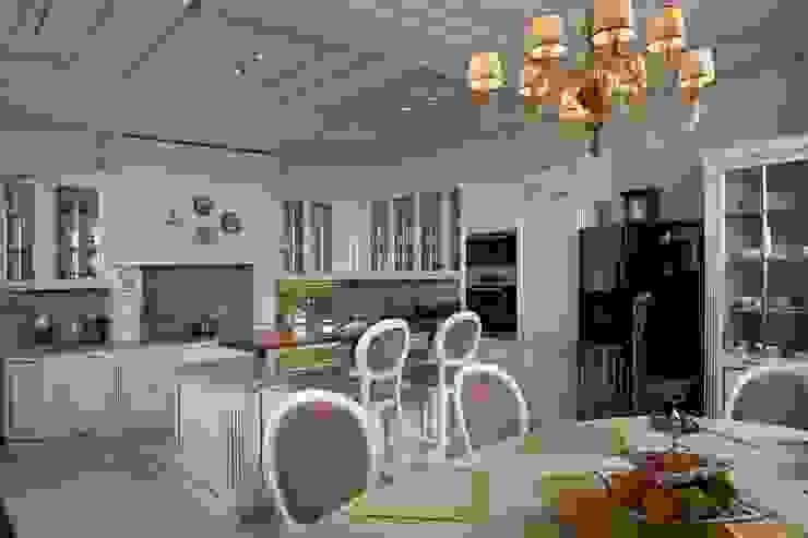 Кухня-столовая. Кухня в классическом стиле от KRAUKLIT VALERII Классический
