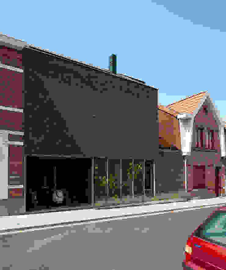 N8082 Moderne huizen van das - design en architectuur studio bvba Modern