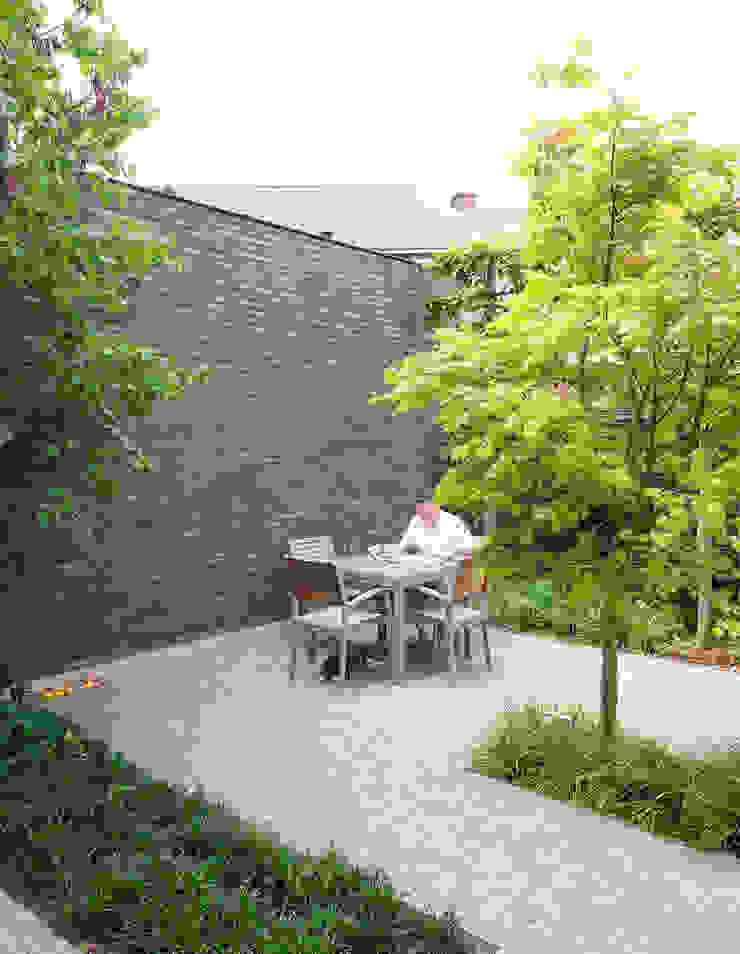 N8082 Moderne tuinen van das - design en architectuur studio bvba Modern