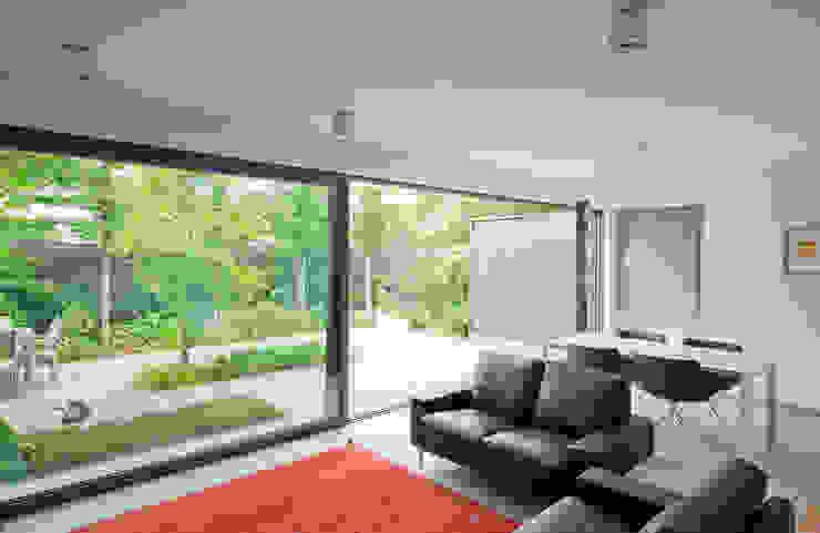N8082 Moderne woonkamers van das - design en architectuur studio bvba Modern