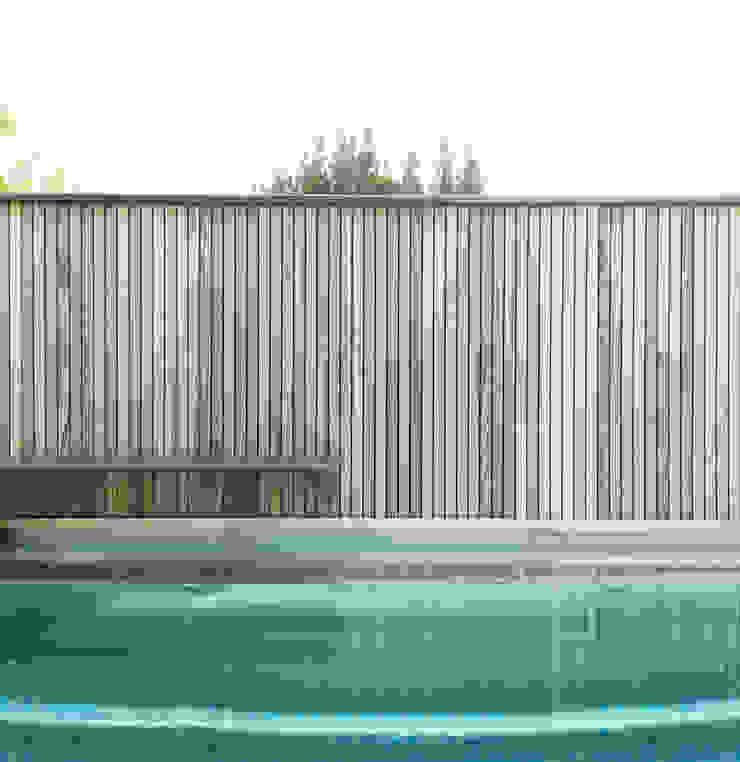 N74 Moderne zwembaden van das - design en architectuur studio bvba Modern