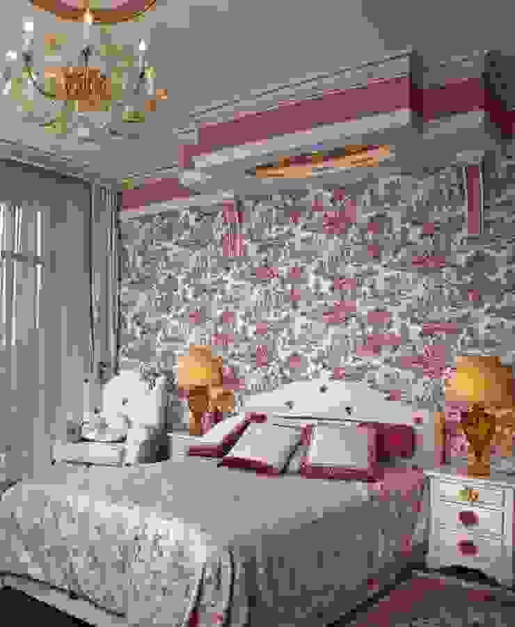 Спальня детская. Спальня в классическом стиле от KRAUKLIT VALERII Классический