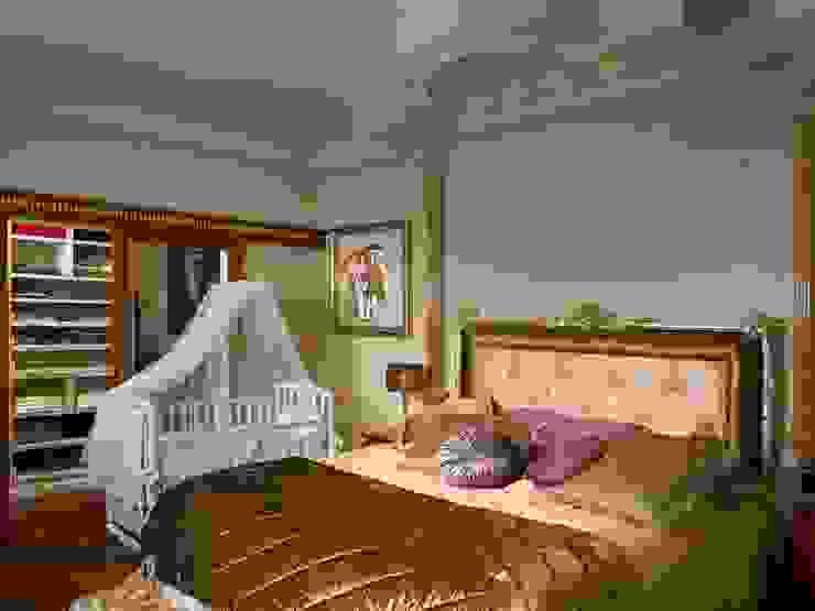 Спальня. Спальня в классическом стиле от KRAUKLIT VALERII Классический