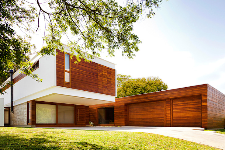 Houses by 4D Arquitetura