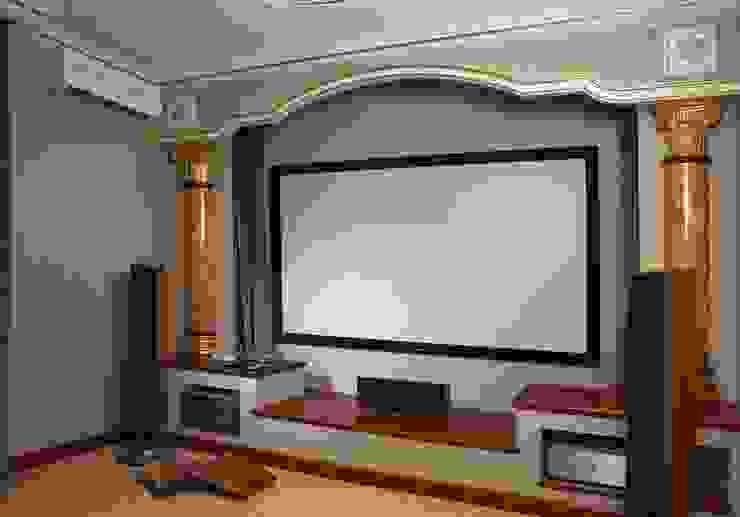 Домашний кинотеатр. Медиа комната в классическом стиле от KRAUKLIT VALERII Классический