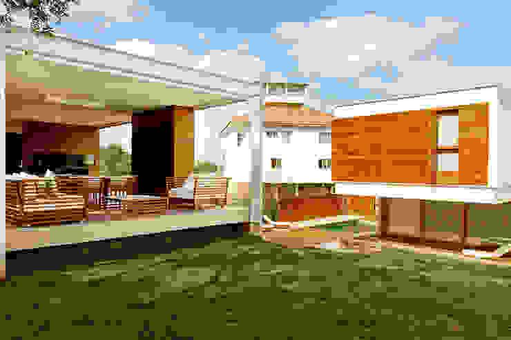 Moderne Häuser von 4D Arquitetura Modern