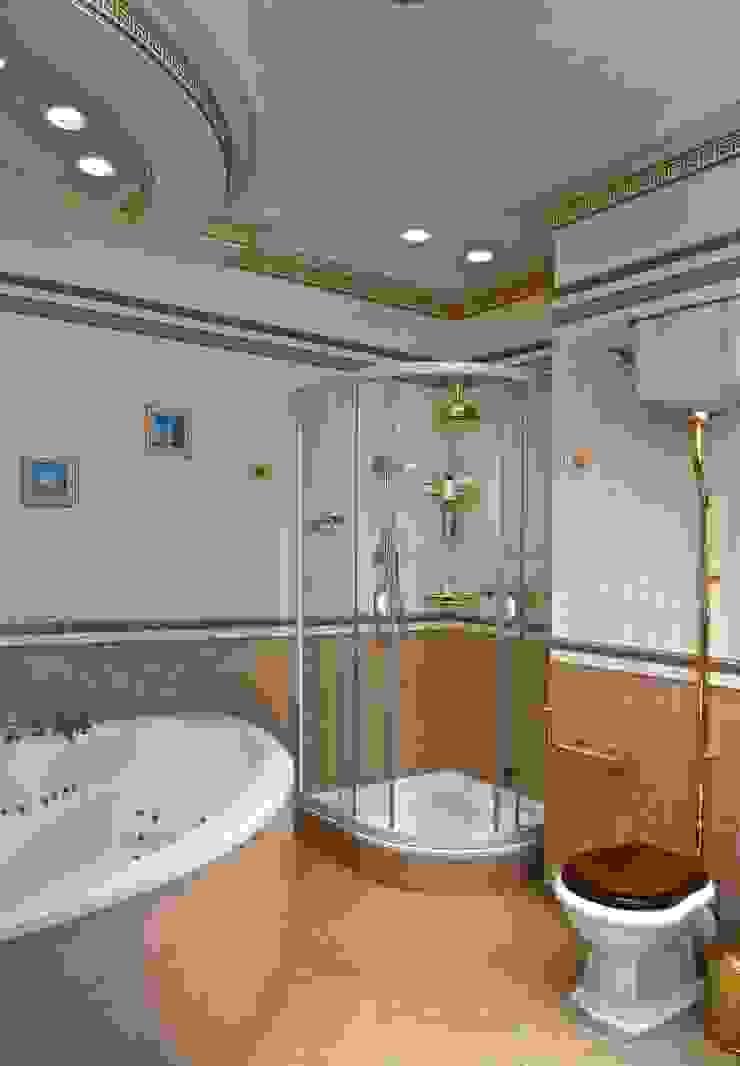 Ванная комната. Ванная в классическом стиле от KRAUKLIT VALERII Классический