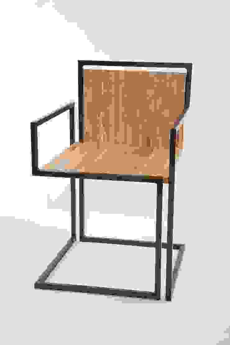 Oneliners: modern  door Atelier Meek, Modern