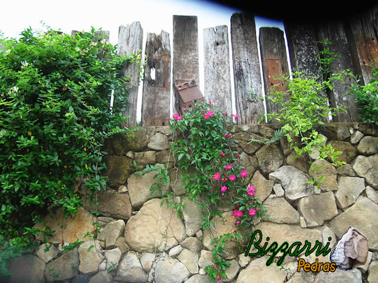 Piscinas rústicas de Bizzarri Pedras Rústico