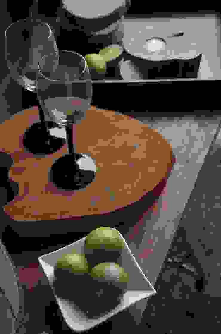 Deski dębowe do krojenia / serwowania WILD od D2 Studio Minimalistyczny