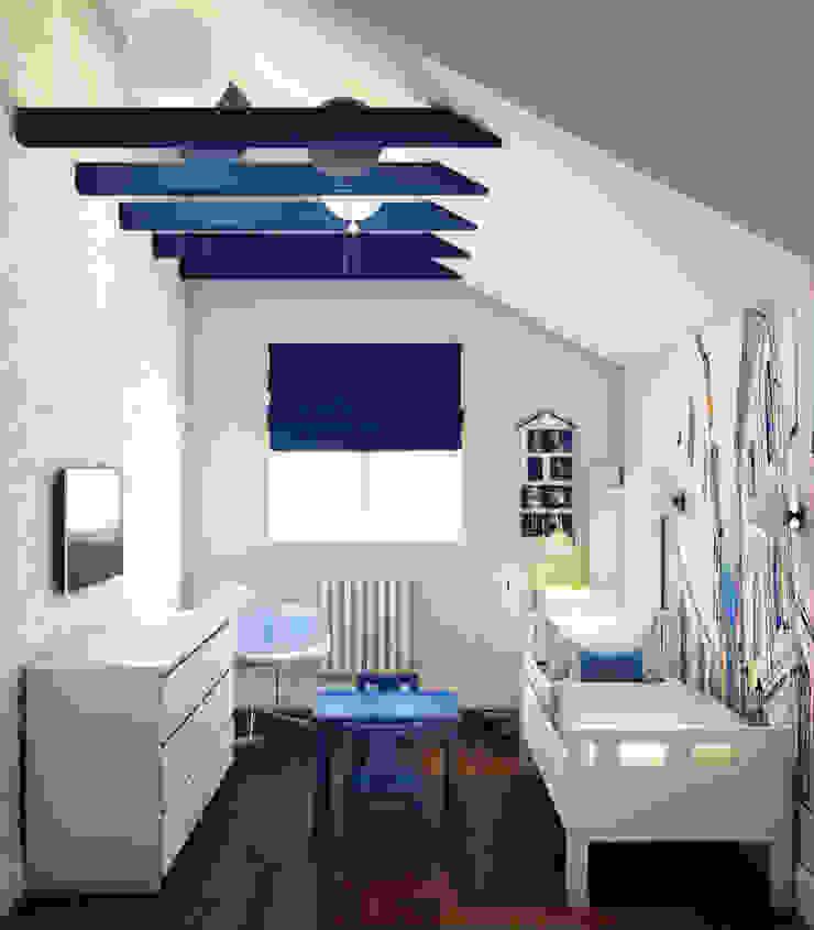 ミニマルスタイルの 子供部屋 の Marina Sarkisyan ミニマル