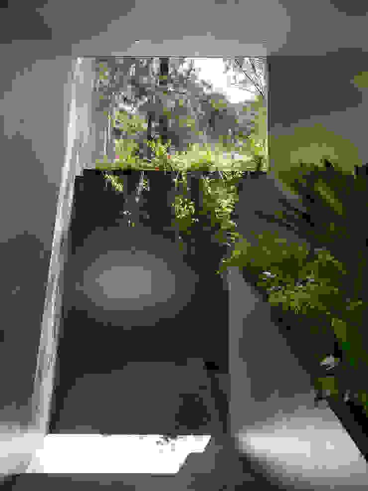 Ezequiel Farca Modern corridor, hallway & stairs