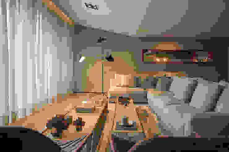 Ezequiel Farca Modern living room