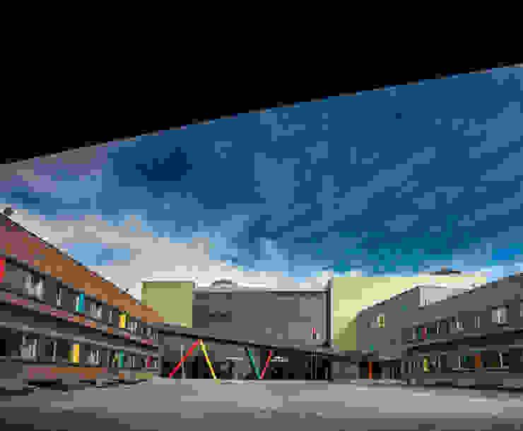 SAMSUN SES OKULLARI Modern Okullar PS MİMARLIK Modern