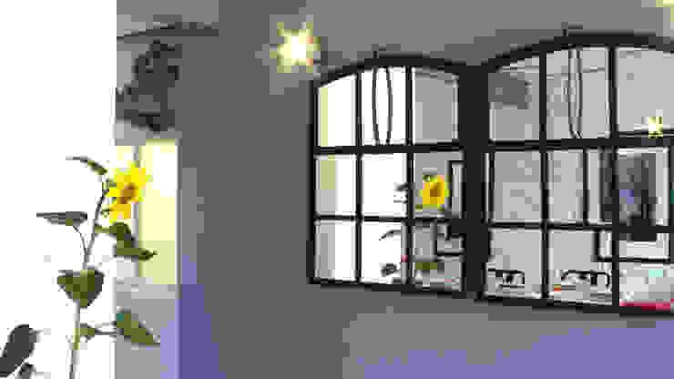 Pensjonat Lecą Żurawie koło Połczyna Zdroju od Studio Projektowe RoRO interior + design Eklektyczny