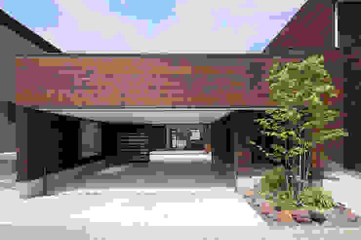 House in Fukuchiyama: arakawa Architects & Associatesが手掛けた家です。,ミニマル