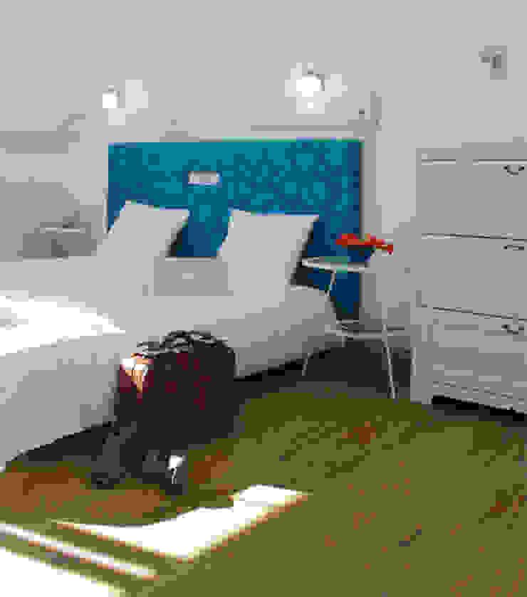 pokój Świat się śmieje od Studio Projektowe RoRO interior + design Eklektyczny