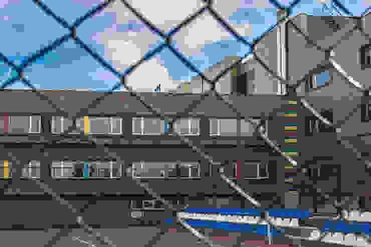 SAMSUN SES OKULLAR Modern Okullar PS MİMARLIK Modern