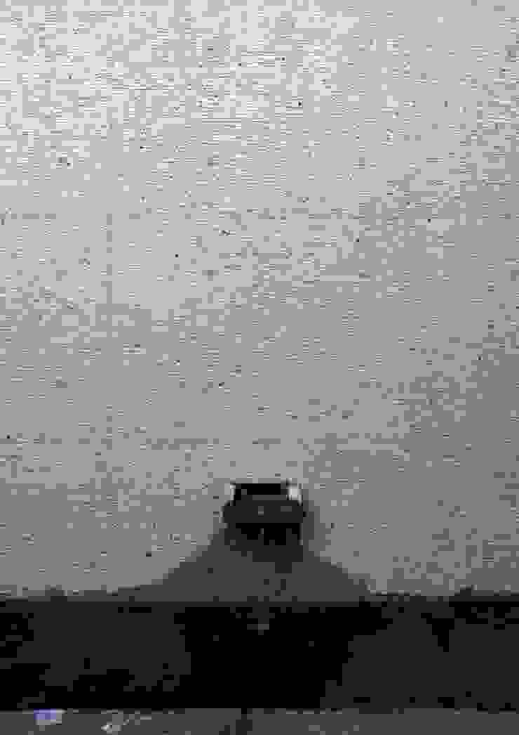 八幡山の住宅 モダンな庭 の 井上洋介建築研究所 モダン