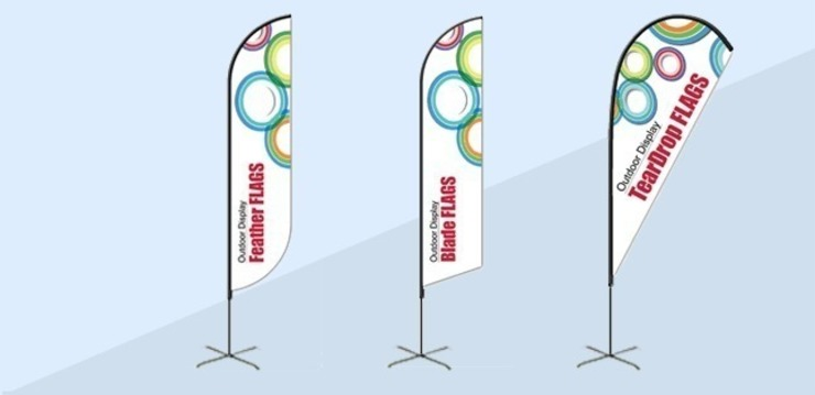 Design Your Own Flag to Any Size with Unlimited Colours Using Our Online Design Tool by Banner Buzz