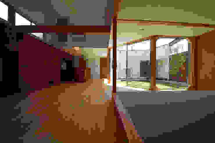一宮の家 オリジナルデザインの ダイニング の 一級建築士事務所 渡辺泰敏建築設計事務所 オリジナル