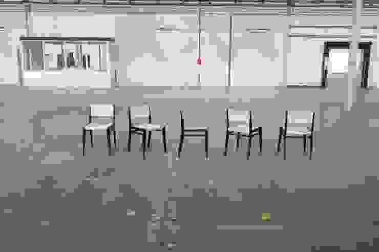 eetkamerstoel van Atelier 4d Scandinavisch
