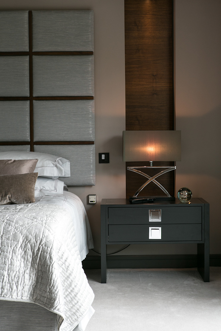 The Ultimate Sophistication Modern style bedroom by Finite Solutions Modern