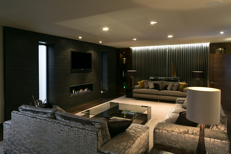 The Ultimate Sophistication Modern living room by Finite Solutions Modern