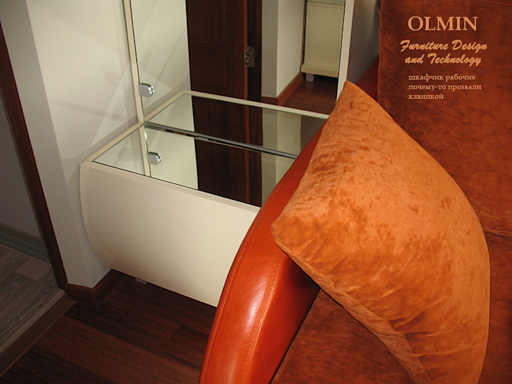 Иллюзия исчезновения от ИП OLMIN - Архитектурная студия Олега Минакова Минимализм
