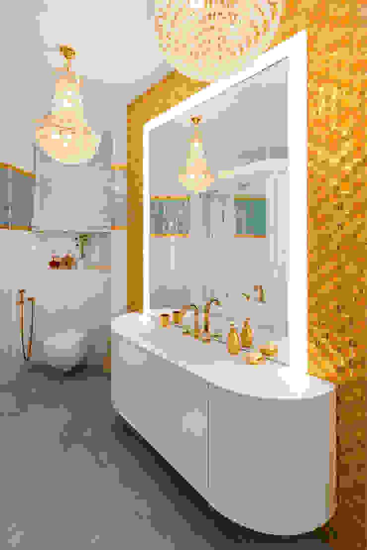 Format A5 Fontanka Eclectic style bathroom