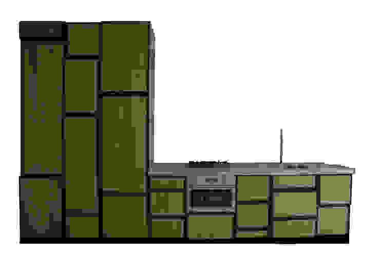 Modern Kitchen by Kuntz en Meubels Modern