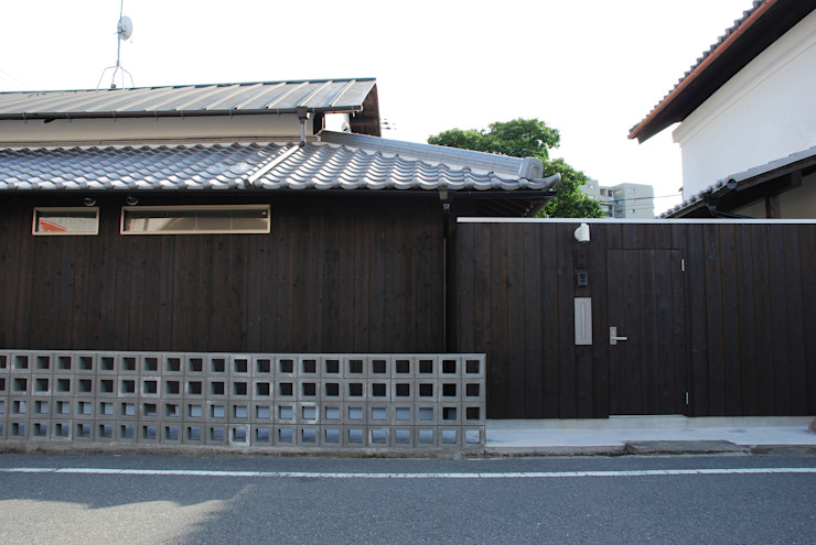 長崎工作室 Maisons modernes