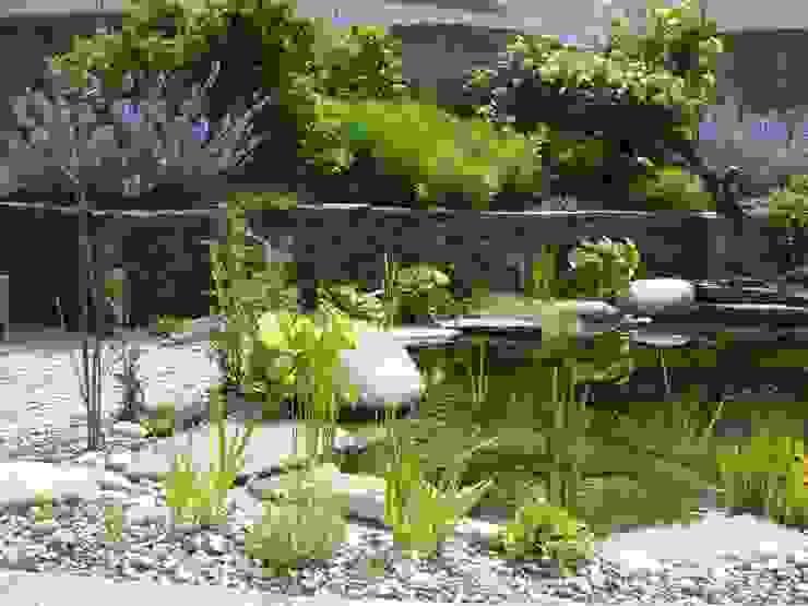 Mediterranean style garden by Gärten für Auge und Seele Mediterranean