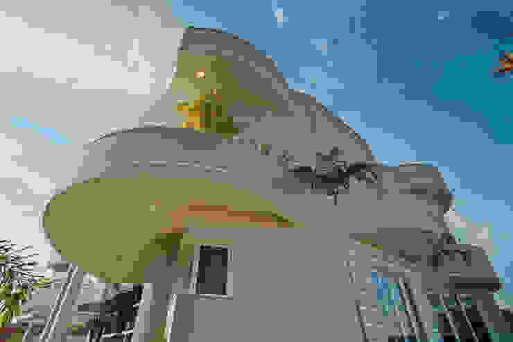 Casa Flora Casas modernas por Arquiteto Aquiles Nícolas Kílaris Moderno