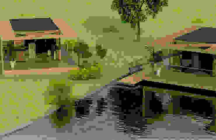 Aquashell Modern houses by Floating Habitats T/A AQUASHELL Modern