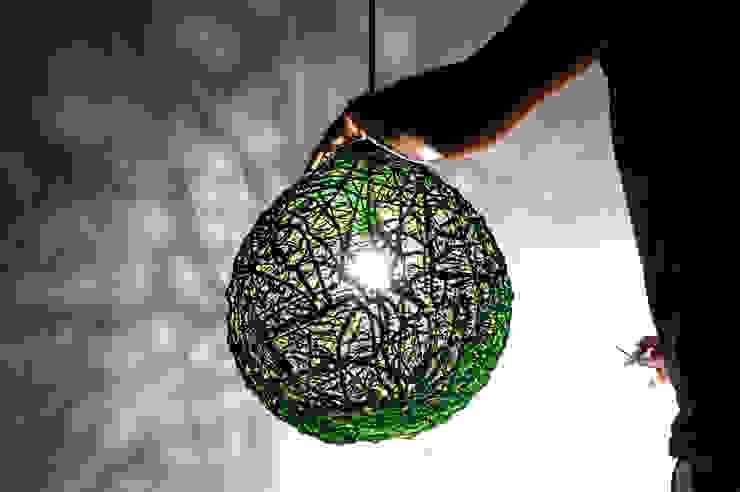 Driplamp Moderne woonkamers van Studio Pascal Smelik Modern