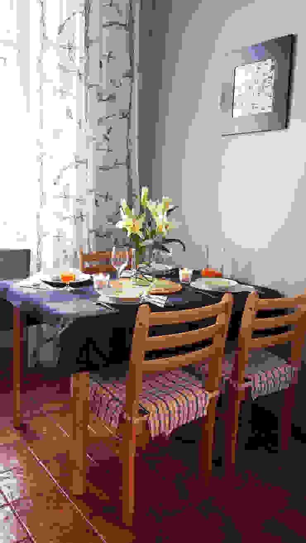Modern Yemek Odası Studio projektowe SUZUME Modern