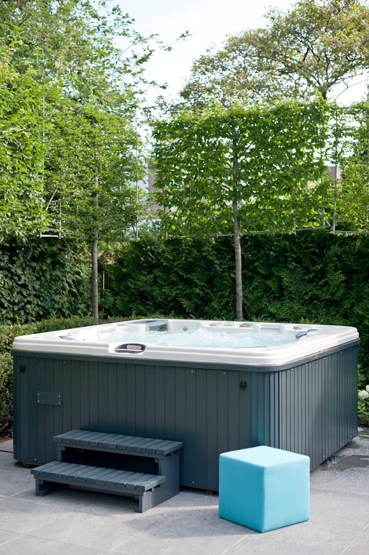 Bouwman Zwembaden Bv Country style pool