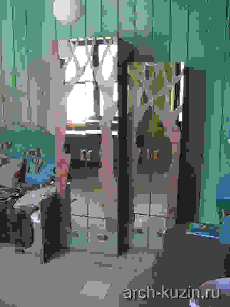 Коттедж под Троицком Детские комната в эклектичном стиле от Архитектор Михаил Кузин Эклектичный